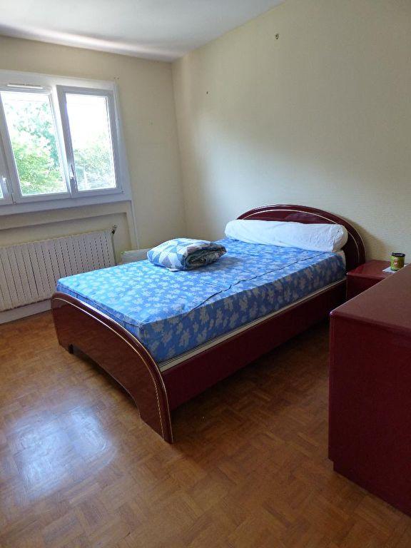 pavillon alfortville: 7 pièces 95 m², chambre à coucher, vue jardin