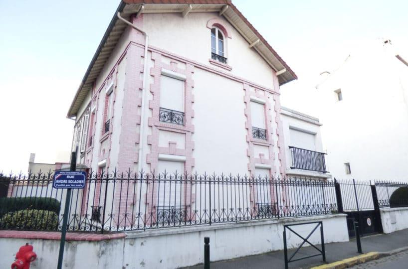 vente maison alfortville: 6 pièces 115 m² avec sous-sol, garage et jardin, secteur école vétérinaire