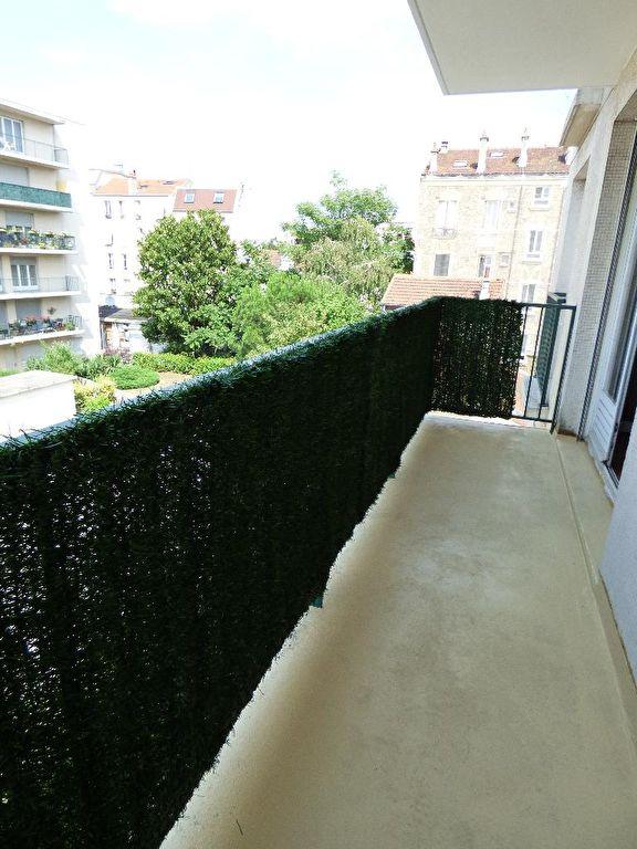 achat appartement alfortville: 2 pièces 45 m², balcon donnant sur séjour