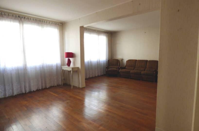 achat appartement maisons alfort: 3 pièces 60 m², centre ville mairie, proche rer d