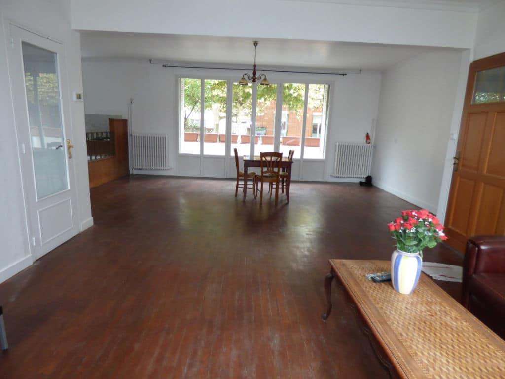 achat appartement alfortville: 5 pièces 126 m², double-séjour spacieux avec cuisine ouverte