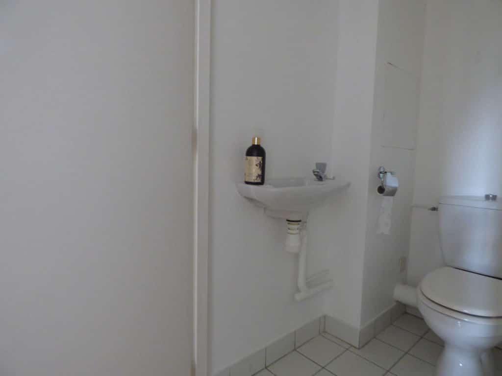 se loger charenton le pont: appartement 4 pièces 82 m², wc séparé avec lavabo