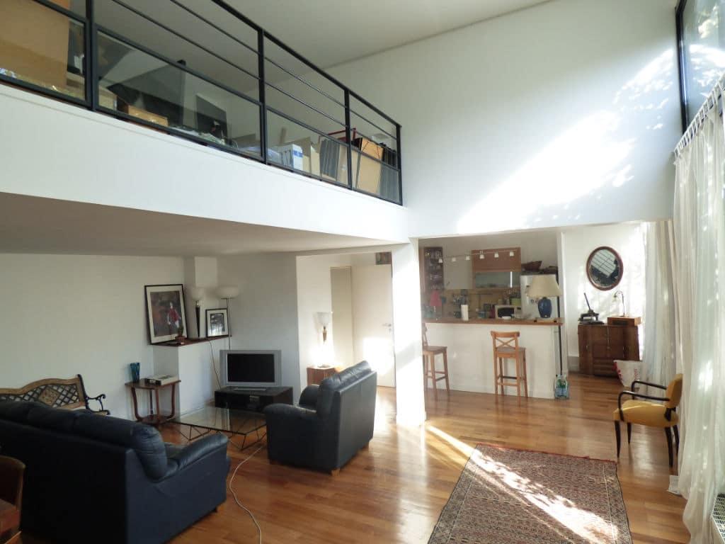 achat maison alfortville: 5 pièces 154 m², cuisine semi-ouverte sur la grande pièce à vivre