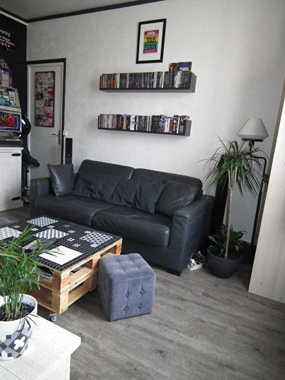 agence immobilière alfortville: 2 pièces 29 m², séjour avec parquet au sol