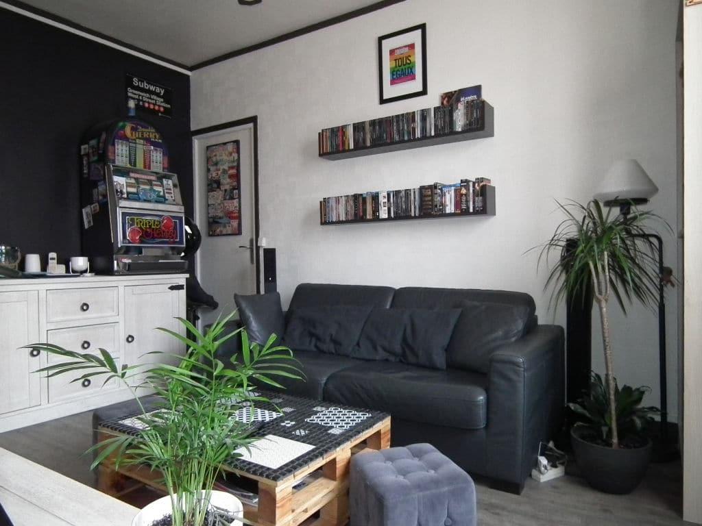alfortville immobilier: 2 pièces 29 m², séjour agréable, décoré avec goût