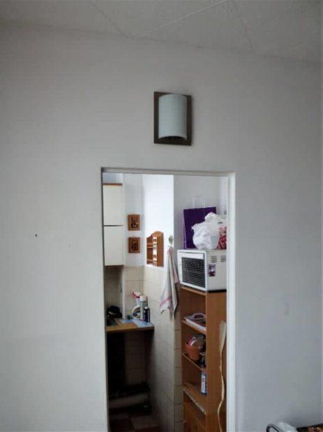estimation appartement alfortville: 18 m², cuisine aménagée en renfoncement