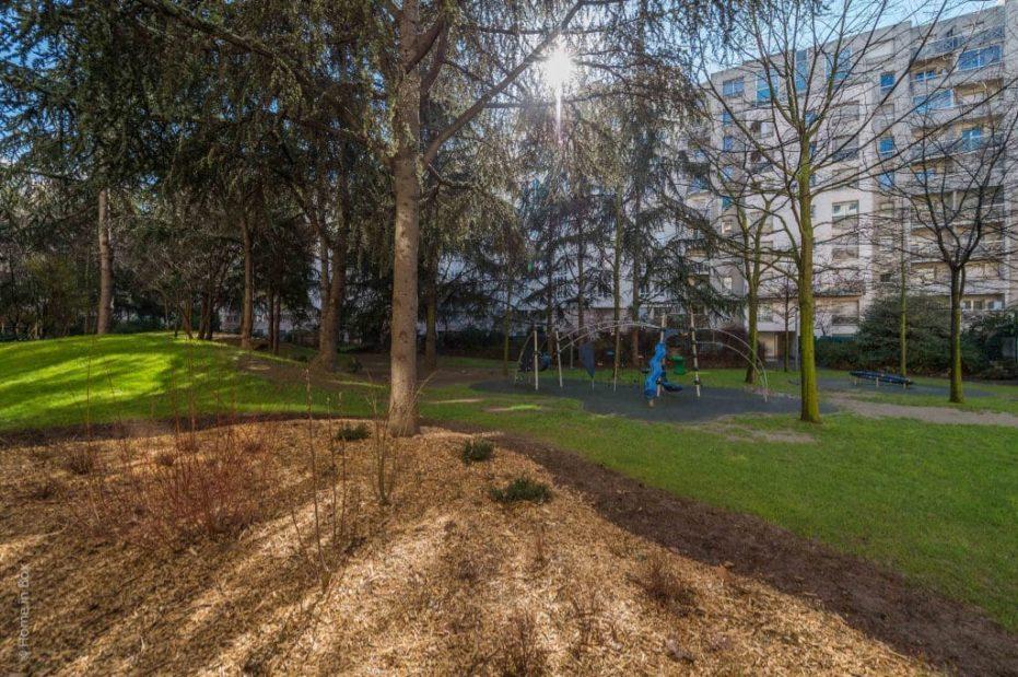 achat appartement charenton le pont: 2 pièces 44 m², parcs pour enfants à proximité