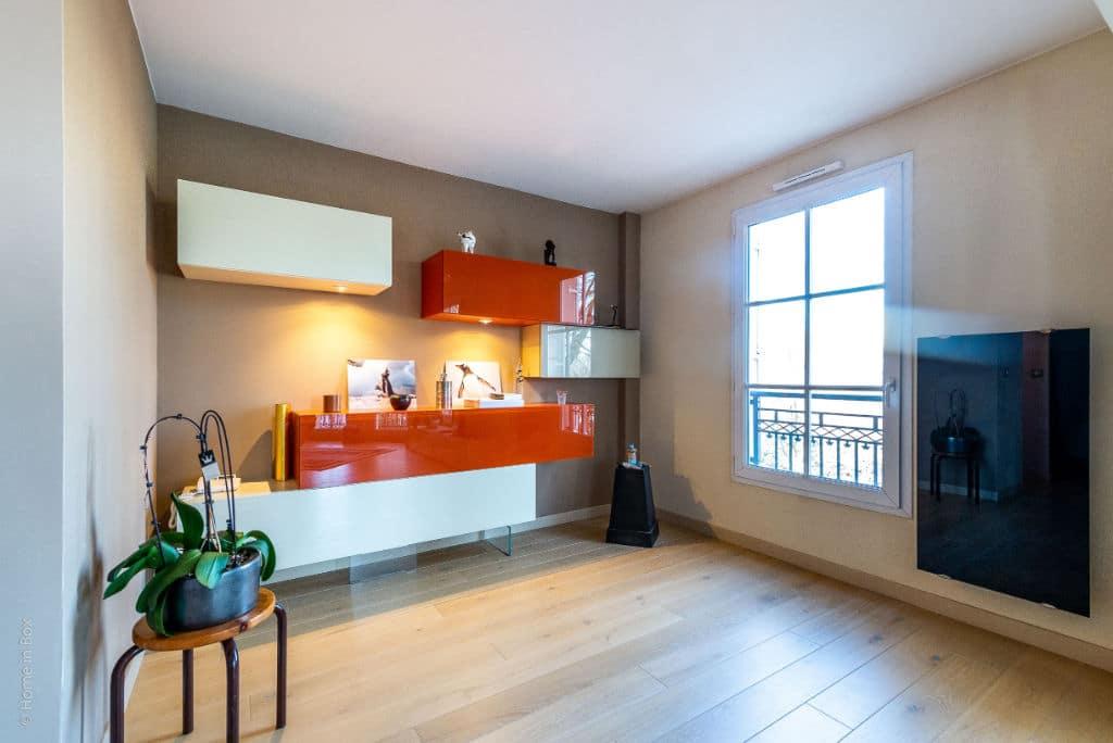 achat appartement maison alfort: 3 pièces 68 m², beau séjour de 21.4 m²