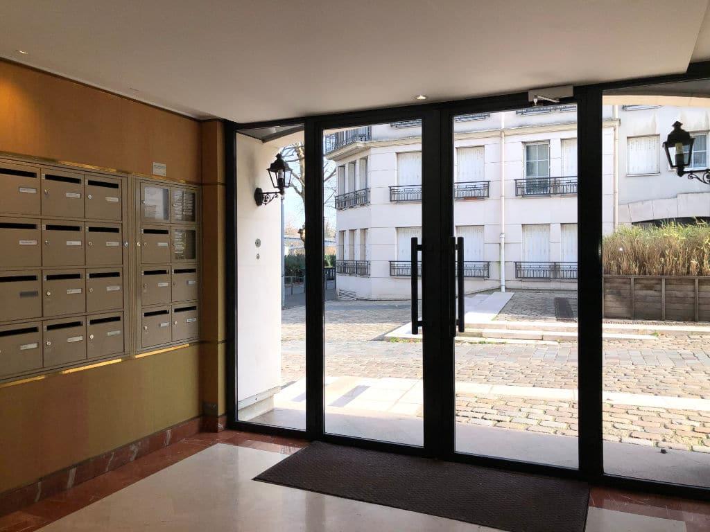 immo maisons alfort: vente 3 pièces, résidence avec digicode, 2° étage/6 avec ascenseur