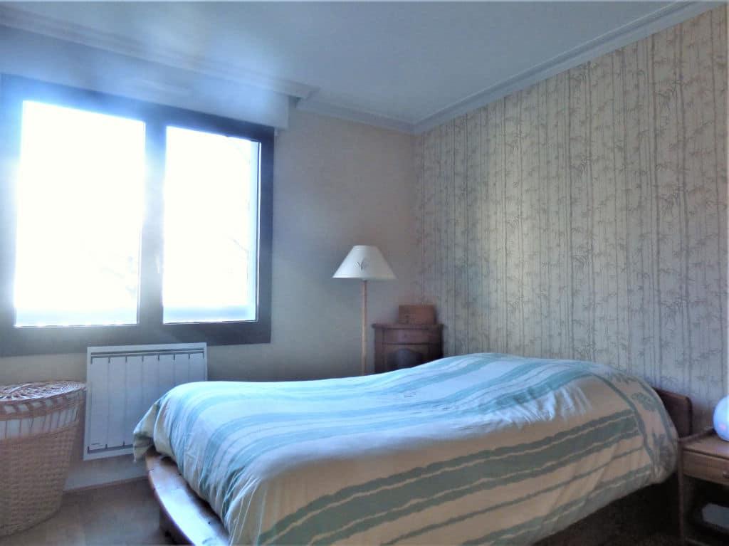vendre appartement maisons-alfort: 4 pièces 85 m², première chambre avec lit double