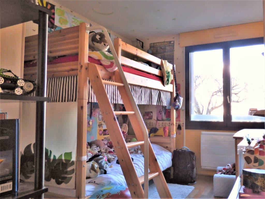 estimation maisons-alfort: 4 pièces 85 m², deuxième chambre avec lits superposés