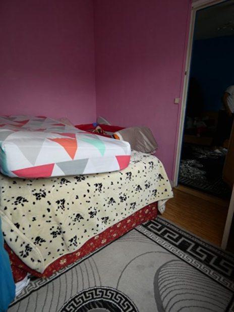 vendre appartement alfortville: 2 pièces 29 m², chambre à couché, lit double