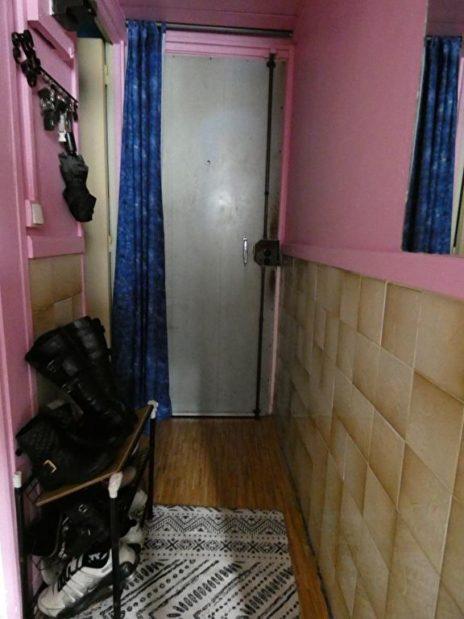 agence immo alfortville: 2 pièces 29 m², entrée avec porte blindée