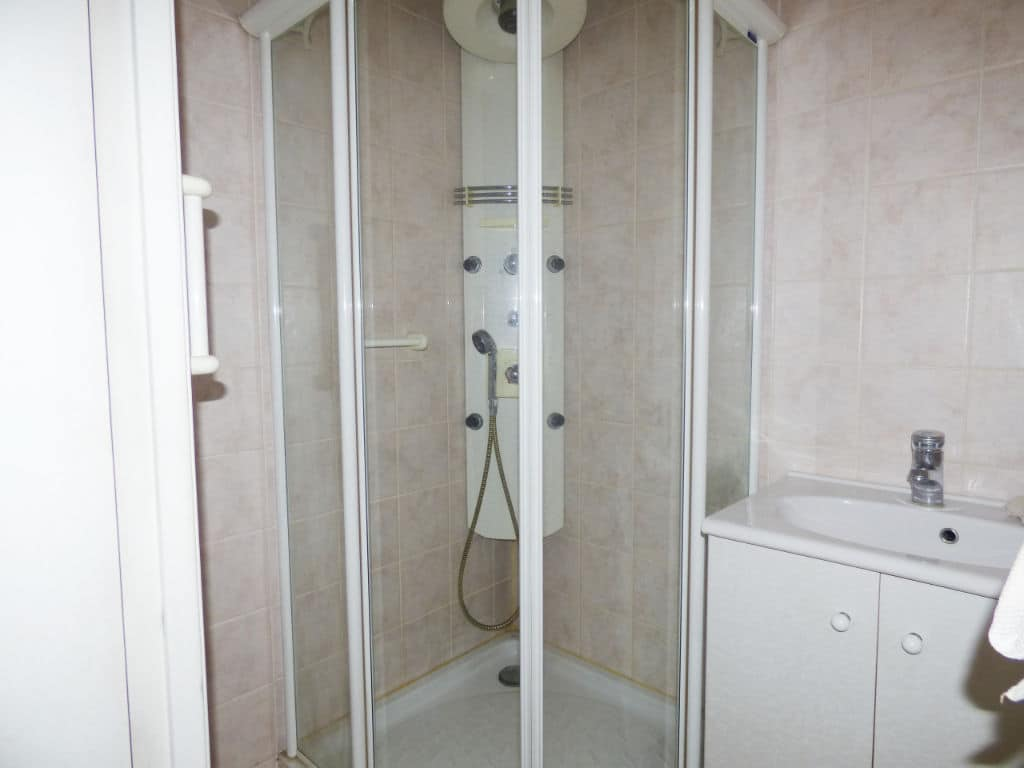 vente appartement maisons-alfort: 3 pièces 69 m², salle d'eau moderne avec douche
