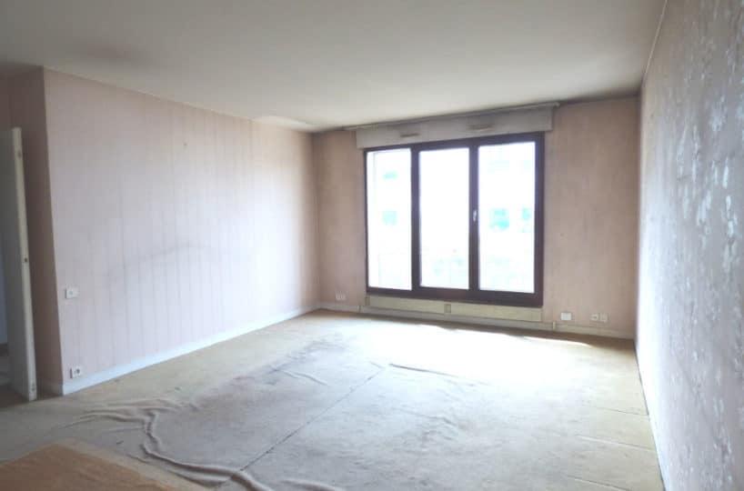estimer appartement maisons-alfort: 3 pièces 69 m², beau séjour avec balcon, 2°étage/5