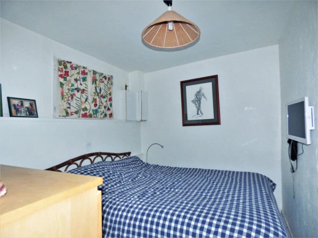 achat maison alfortville: 3 pièces 60 m², chambre à coucher avec plafonnier