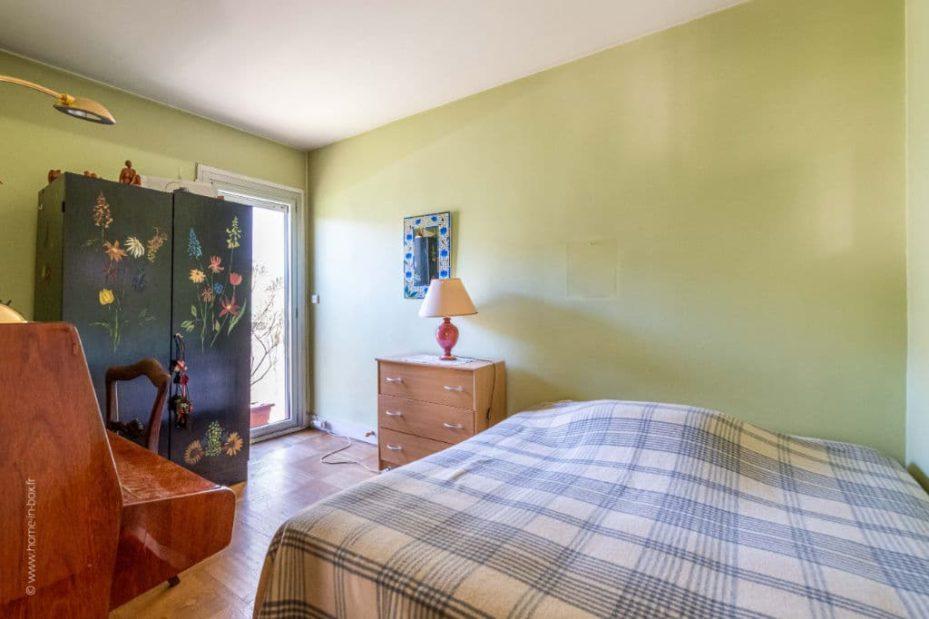 appartement à vendre charenton le pont: 5 pièces 100 m², deuxième chambre double avec rangements