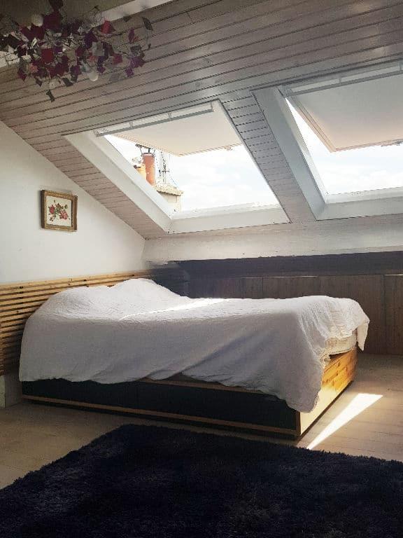 estimer appartement maisons-alfort: 4 pièces 148 m², première chambre double mansardée