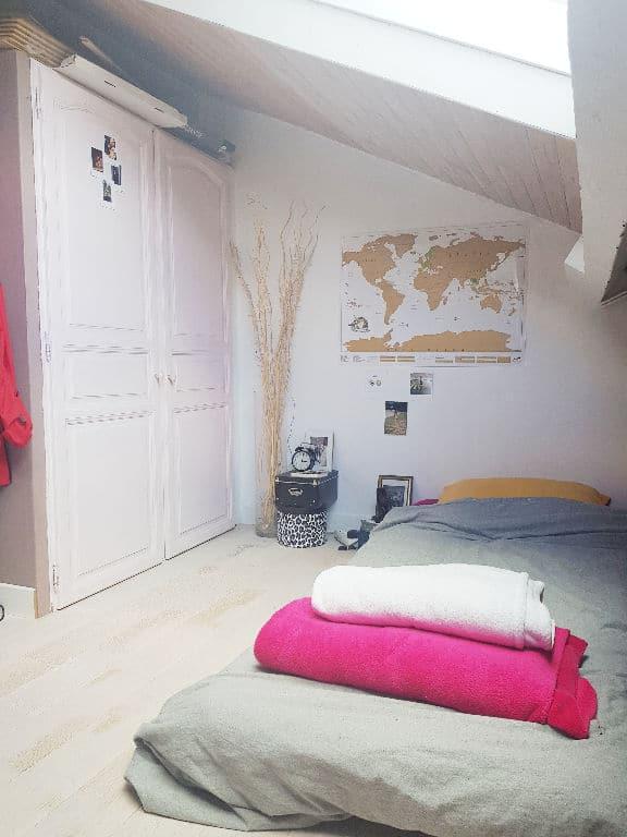 agence immo maisons-alfort: 4 pièces 148 m², deuxième chambre avec des placards