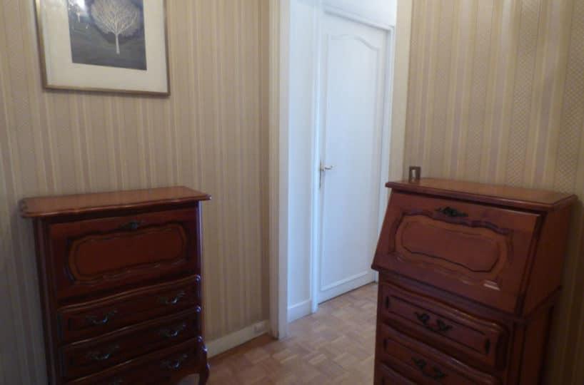 vendre appartement maisons-alfort: 3 pièces 74 m², couloirs qui desserrent les autres pièces