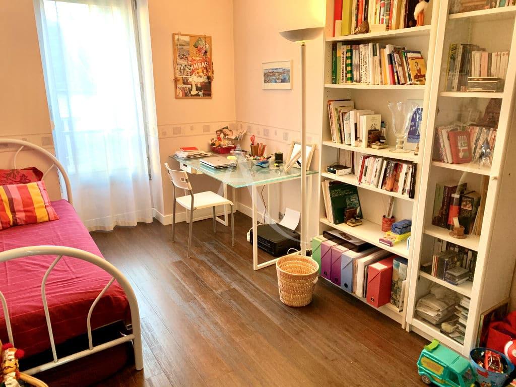 94 immobilier: 5 pièces 106 m² en duplex, 3°chambre lumineuse, saint maurice