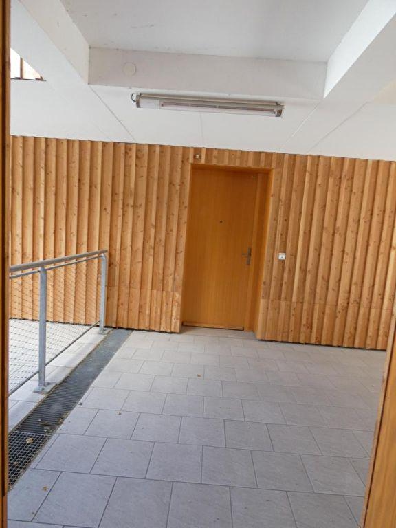 agence immo alfortville: 4 pièces 72 m², hall d'entrée de la résidence