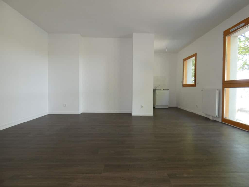 appartement alfortville: 4 pièces 72 m², beau séjour avec coin cuisine