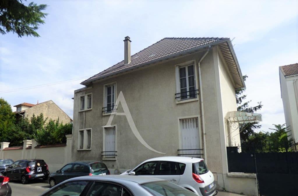 maison a vendre maison alfort: 7 pièces 140 m², garange, dépendance, centre ville,  proche du rer d