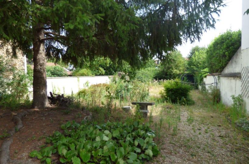 maison maisons alfort: 7 pièces 140 m², jardin de 571 m² avec dépendance