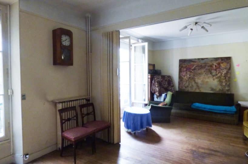 achat maison maisons alfort: 7 pièces 140 m², double séjour lumineux