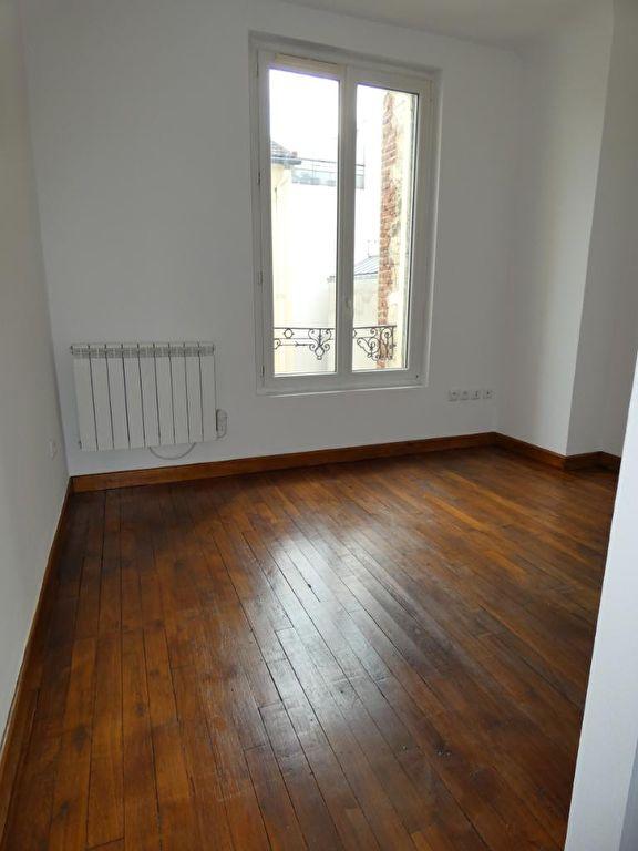 vendre appartement alfortville: 2 pièces 25 m², belle chambre à coucher avec parquet