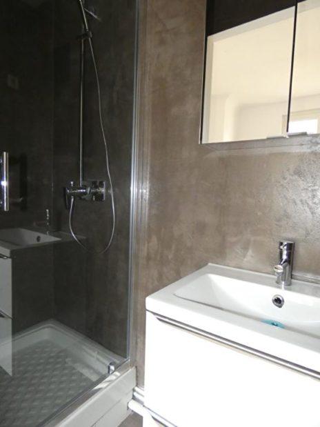 appartement a vendre alfortville: 2 pièces 25 m², salle d'eau avec douche, wc séparé