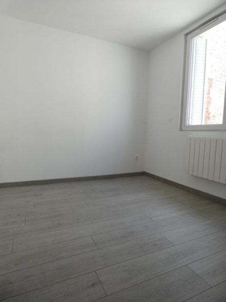 agence immobilière alfortville: 2 pièces 33 m², chambre lumineuse refaite à neuf