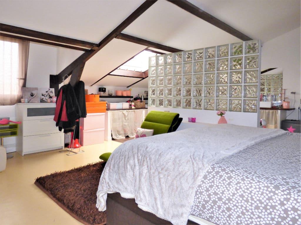achat maison alfortville: 4 pièces, chambre parentale avec espace salle de bain