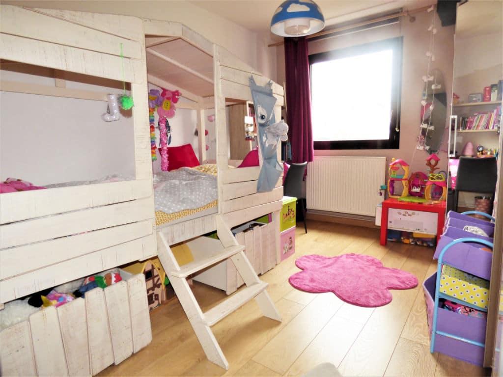 maison a vendre alfortville: 4 pièces 116 m² (carrez), chambre d'enfant avec mezzanine