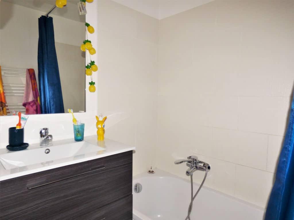 vendre maison alfortville: 4 pièces 116 m² (carrez), salle de bain avec baignoire