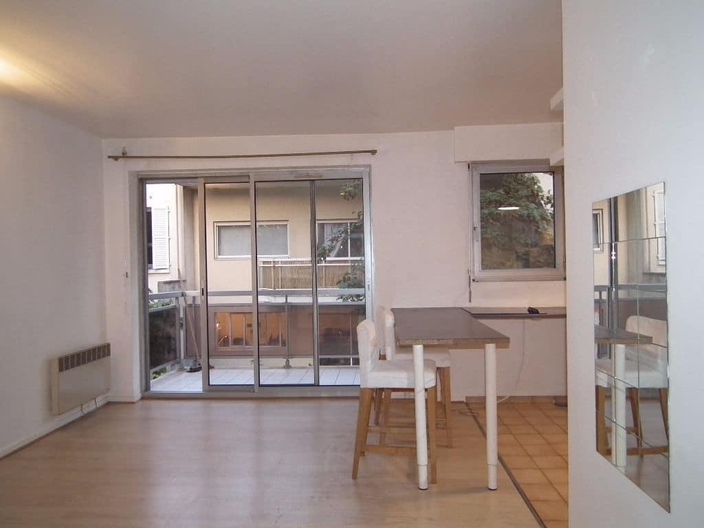 achat appartement alfortville: 2 pièces 43 m², séjour lumineux avec balcon