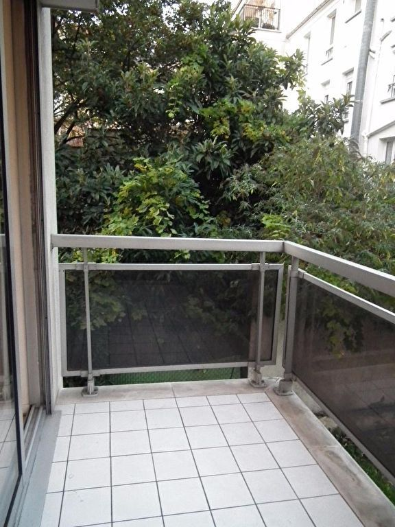 vente appartement 2 pieces alfortville: 2 pièces 43 m², balcon sur séjour