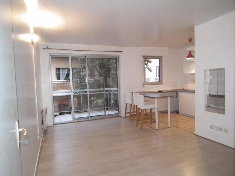 faire estimer appartement alfortville: 2 pièces 43 m², cuisine ouverte sur séjour