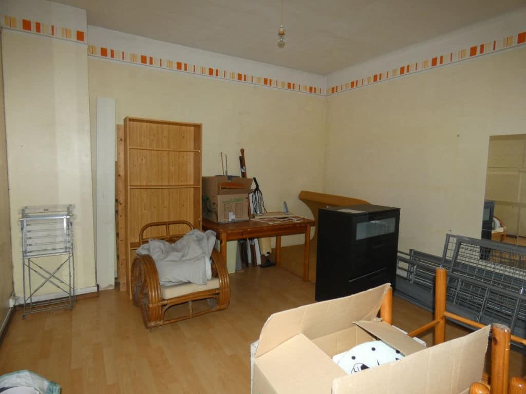 vente studio à alfortville: 21 m², logement au 1° étage avec fibre optique