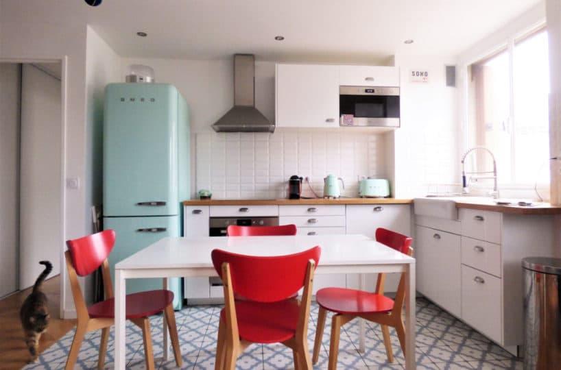 estimation appartement maisons-alfort: à vendre 3 pièces 65 m², cuisine aménagée et équipée, centre ville, secteur mairie