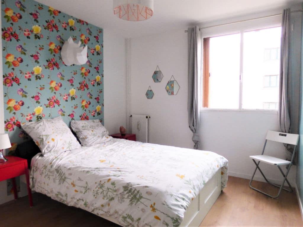 appartement à vendre maisons-alfort: 3 pièces, chambre à coucher lumineuse, parfait état