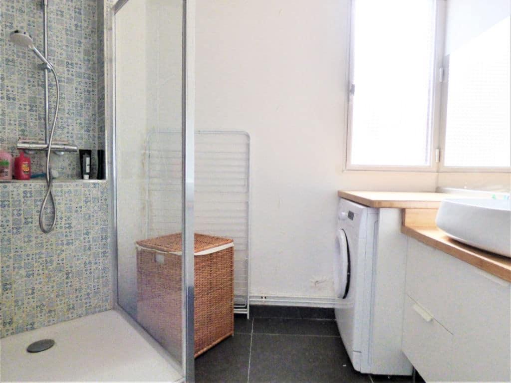 achat appartement maison alfort: 3 pièces, salle d'eau avec douche, alimentation pour lave linge
