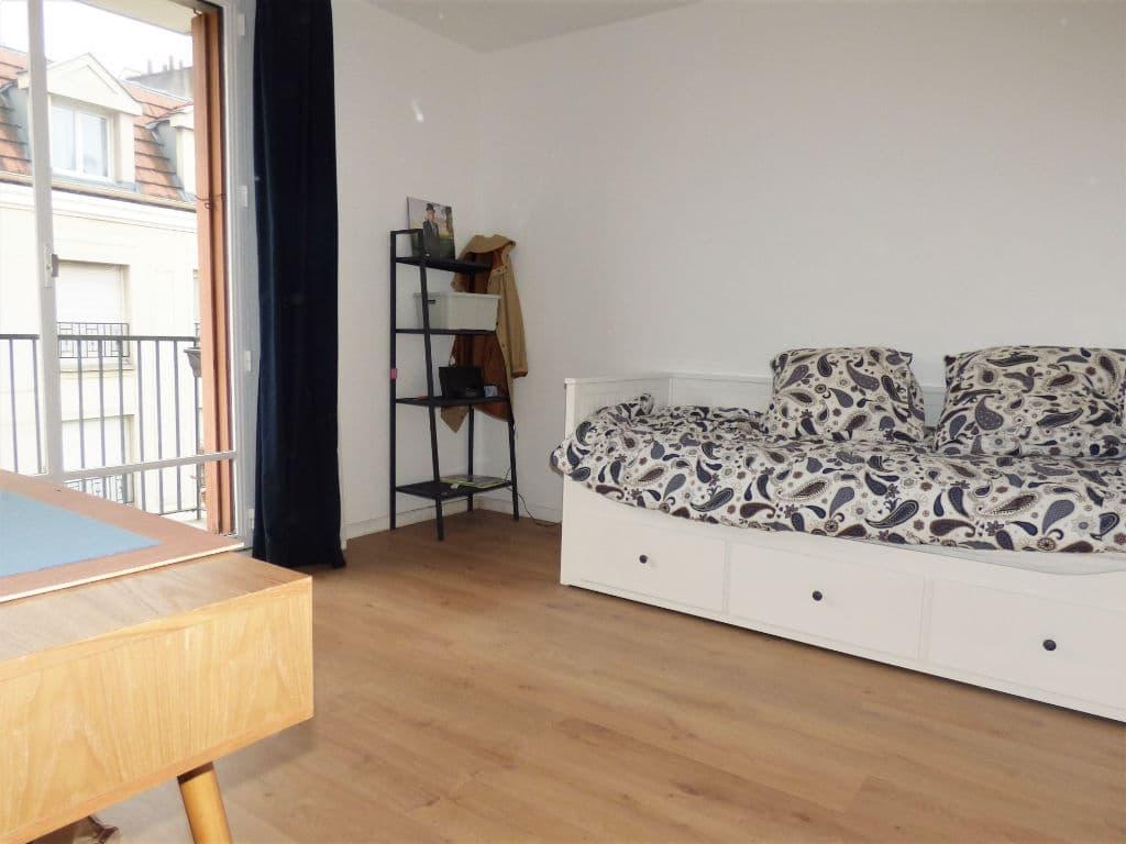 vente appartement maisons-alfort: 3 pièces, séjour lunineux avec balcon, exposition sud