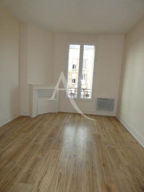 vendre appartement alfortville: 2 pièces 35 m², séjour avec parquet au sol