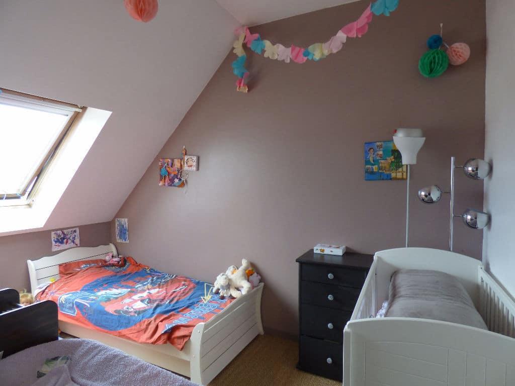 vendre appartement alfortville: 3 pièces 48 m² (carrez), chambre d'enfant au 2ème niveau