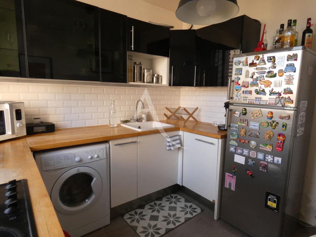 achat appartement alfortville: 2 pièces 47 m², cuisine indépendante équipée avec rangements
