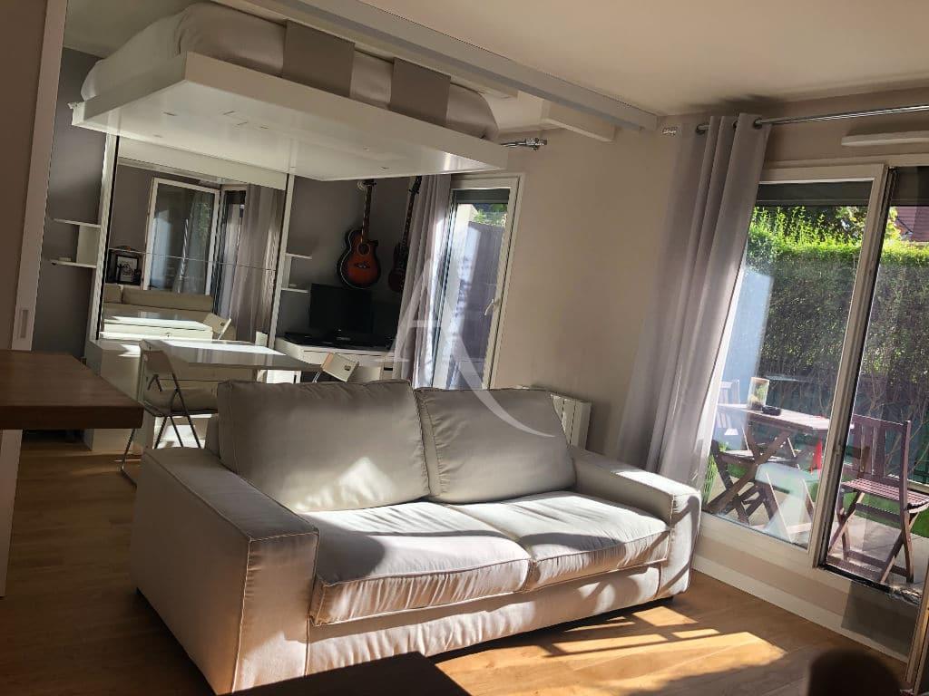 vente appartement alfortville: 2 pièces 32 m², chambre ouverte sur le séjour (possibilité cloison)