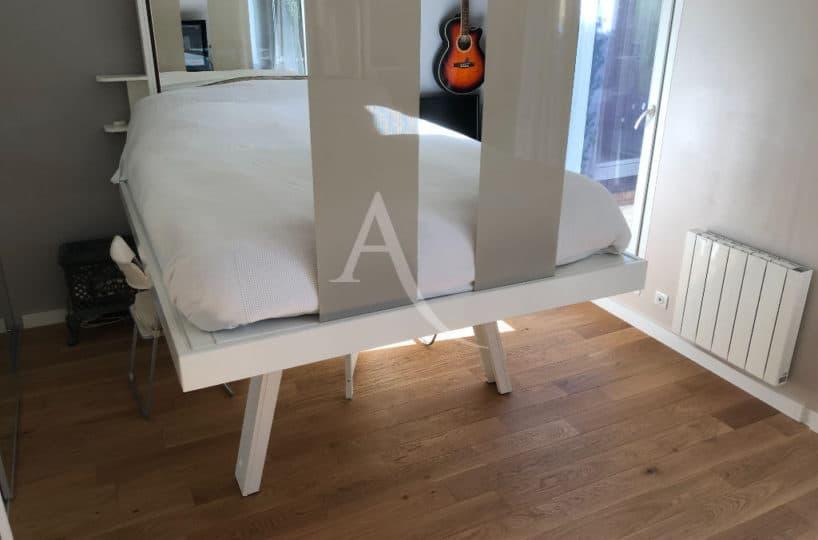 achat appartement alfortville: 2 pièces 32 m²,chambre avec lit escamotable, gain de place