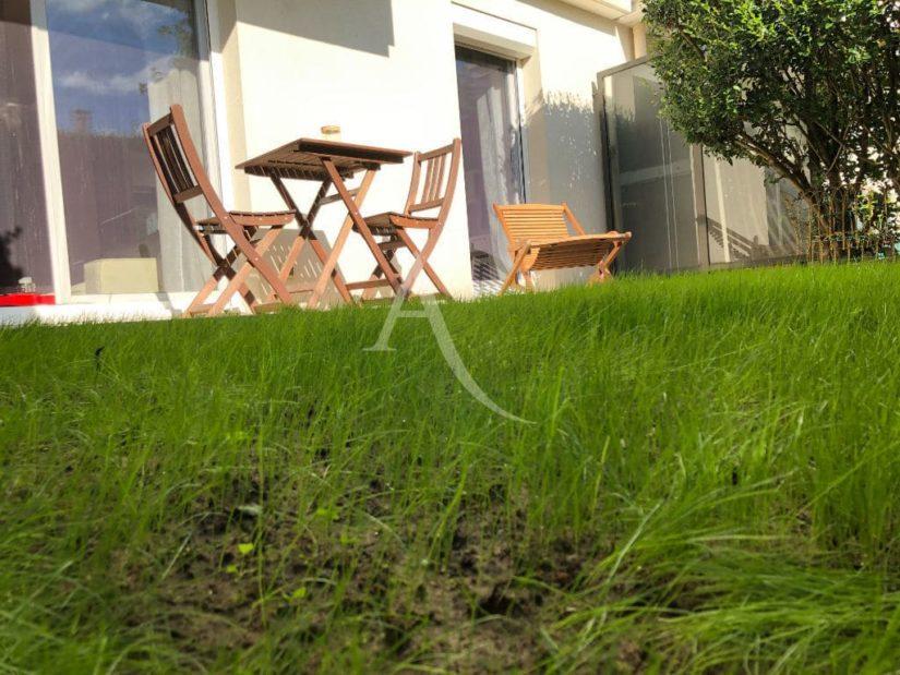 immo 94: appartement 2 pièces 32 m², terrasse avec jardin de 29 m²